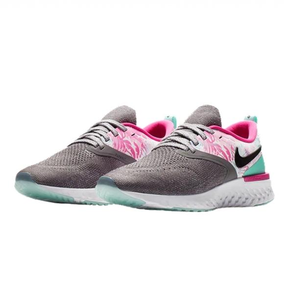 Nike Shoes   Nike Womens Odyssey React 2 Flyknit Running Shoes ...